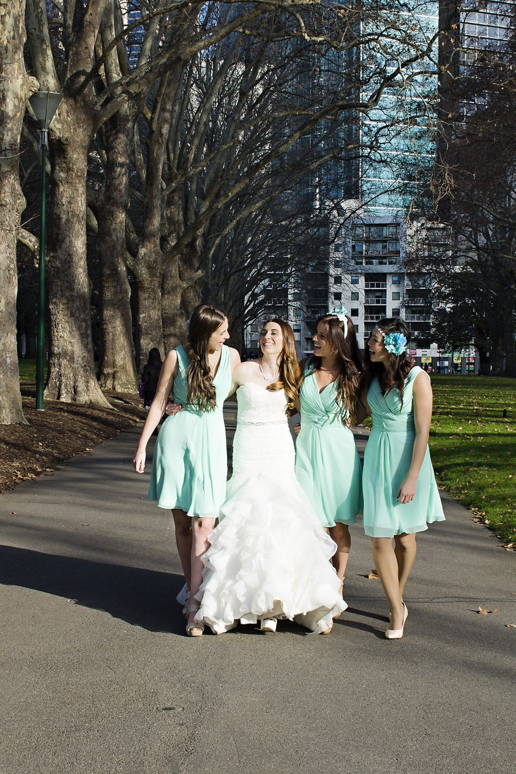 Renting wedding dresses  Why buy a dress that youull never wear again Hiring bridesmaid