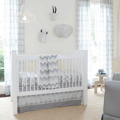 Stella Ikat Crib Bedding | || baby f e v e r ...