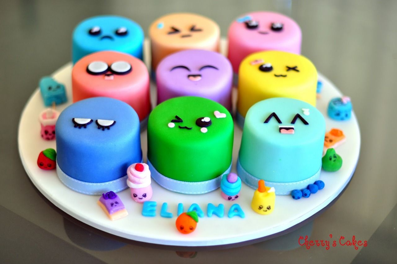 Mochi Wedding Cake