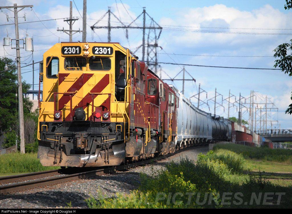RailPictures.Net Photo: TCWR 2301 Twin Cities & Western Railroad EMD GP39-2 at Saint Paul, Minnesota by Douglas H