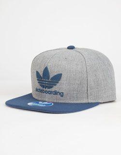 7a644823c ADIDAS Skate Mens Snapback Hat | True Taurus in 2019 | Hats, Hats ...