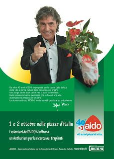 Claudia Grohovaz: A.I.D.O. - Nuova edizione con Stefano D'Orazio