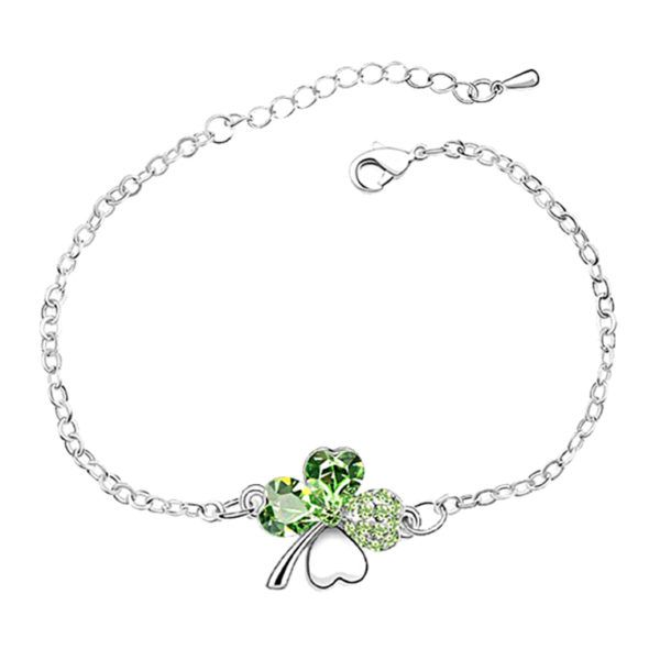 b4c285281304e Swarovski Lucky Bracelet – Love & Gifts | JEWELRY BY GREEN COLOR ...