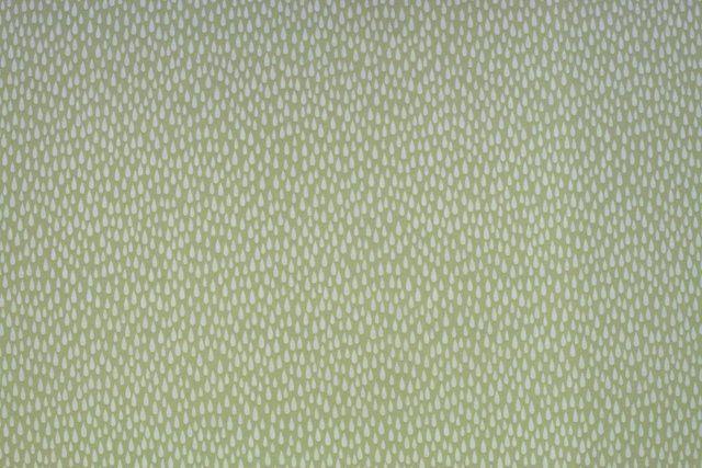 Stoff Blumen - Raindrops - ein Designerstück von stoffsalon bei DaWanda