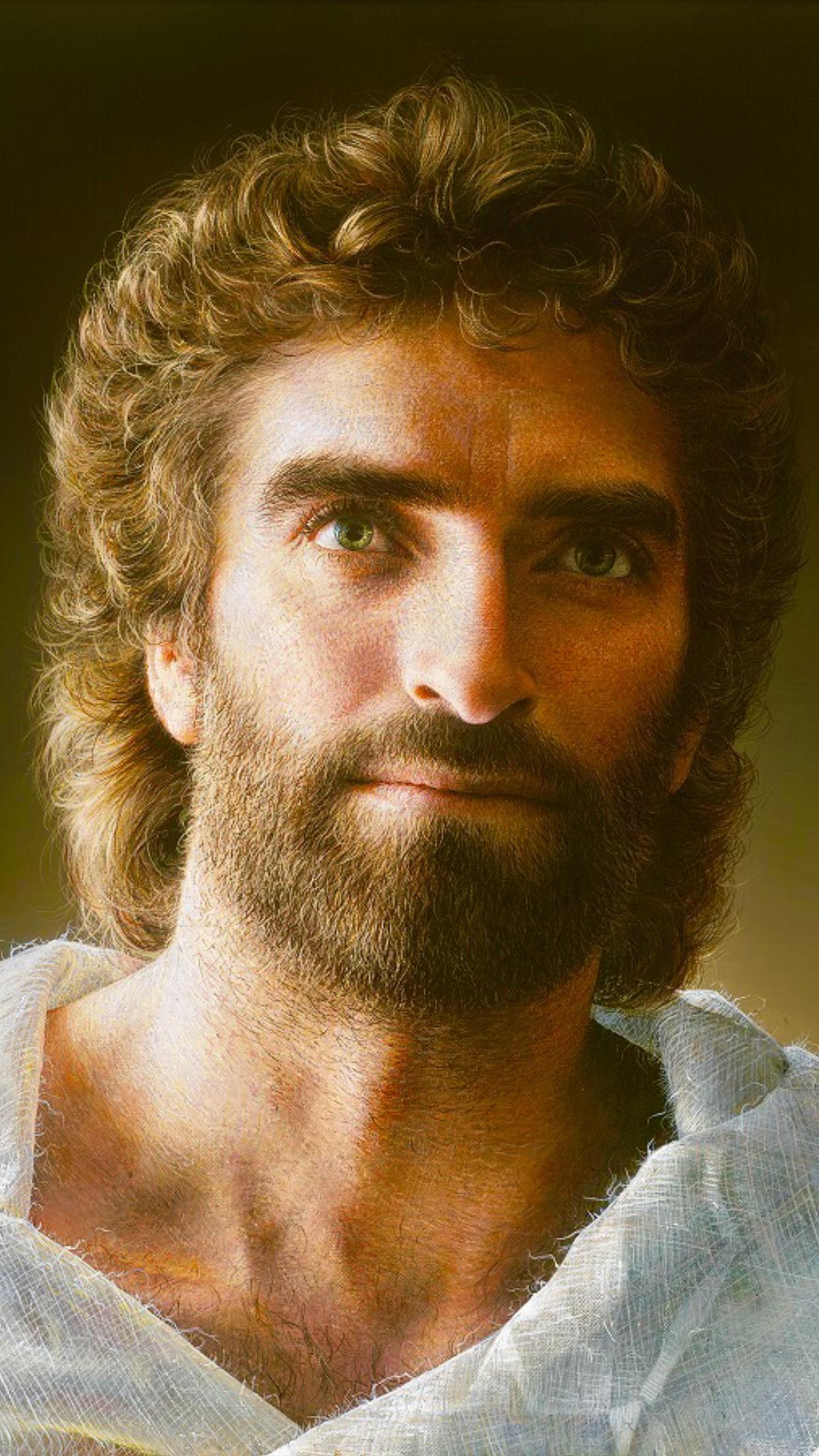 jesus christ unwavering faith unconditional love and eternal
