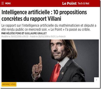 rapport villani