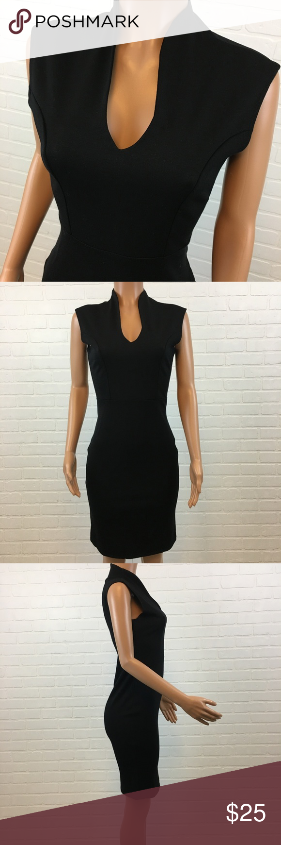 Black Dress Black Dress Fitted Black Dress Dresses [ 1740 x 580 Pixel ]