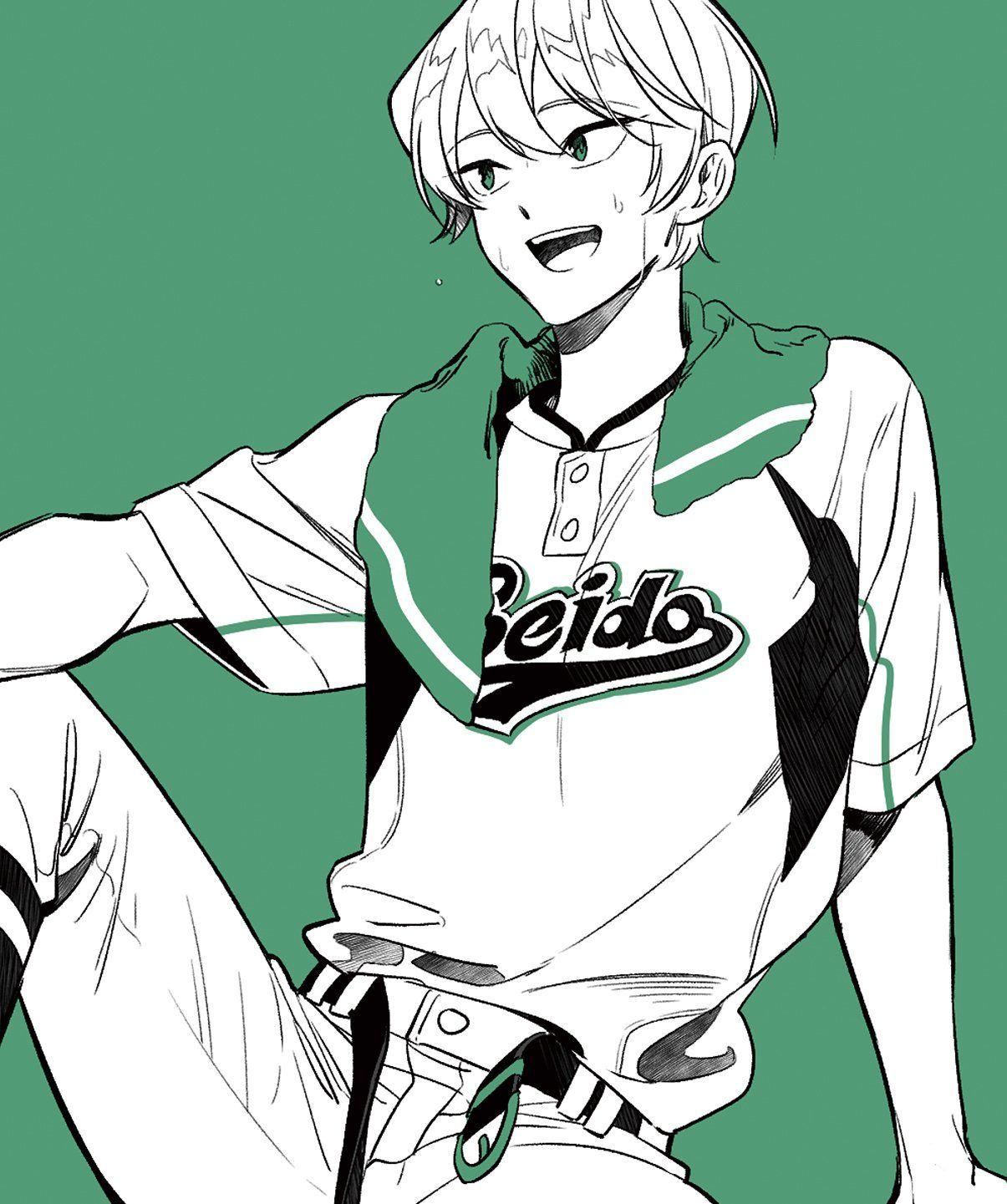 반 ️) A떠드는룽지 on in 2020 Ace of diamonds, Sports anime, Ace
