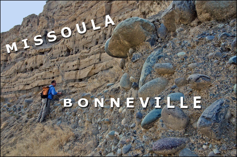 Discover Glacial Lake Missoula, Lake Bonneville and the