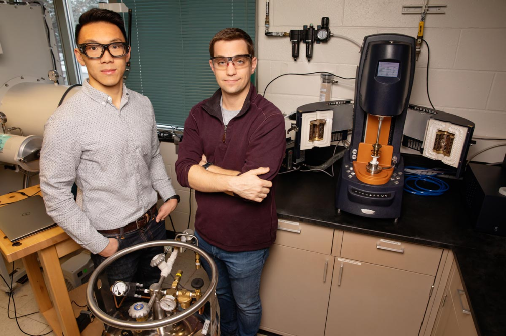 New Solid Polymer Based Electrolyte Helps Batteries Become Self Healing Recyclable Materials Science And Engineering Development Chemistry Experiments