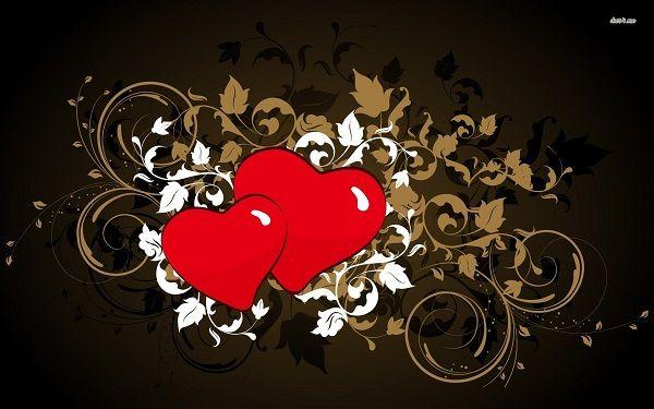 30 Beautiful Love Heart Hd Wallpapers Love Wallpaper Love Design Wallpaper