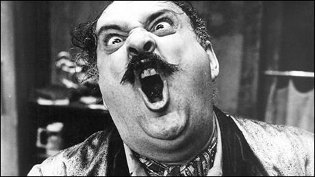 zero mostel the producers