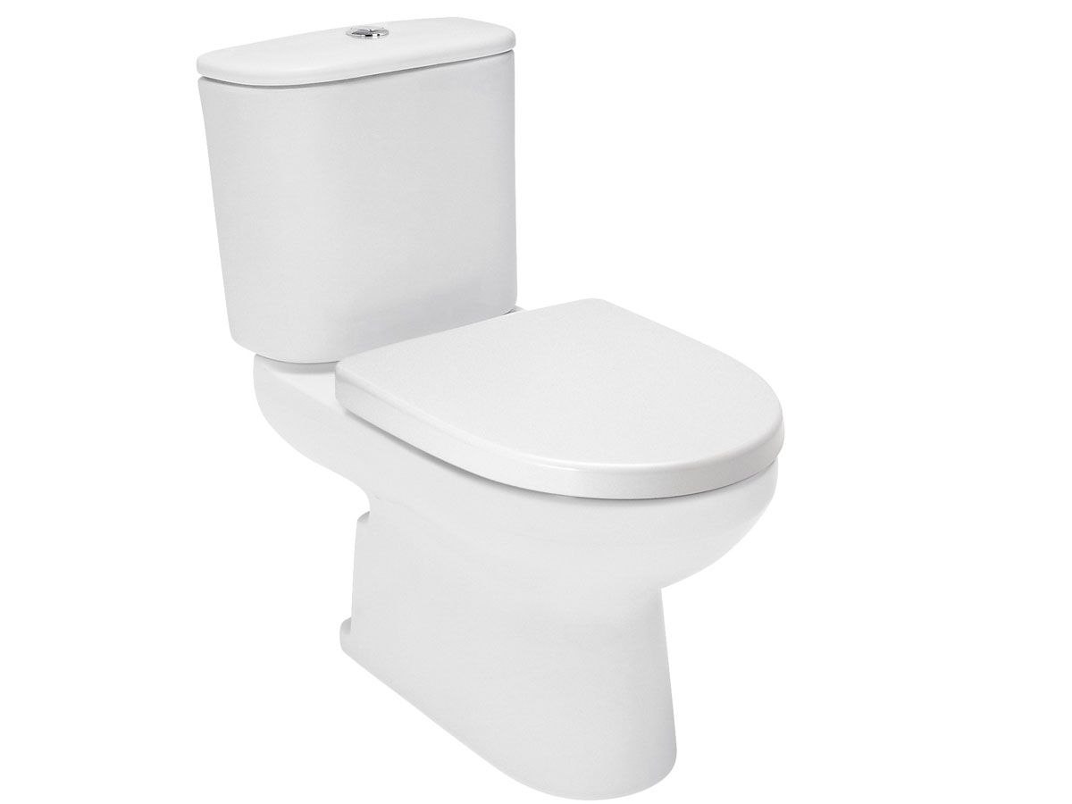 $349 Porcher | Cygnet | Standard Close Coupled Toilet