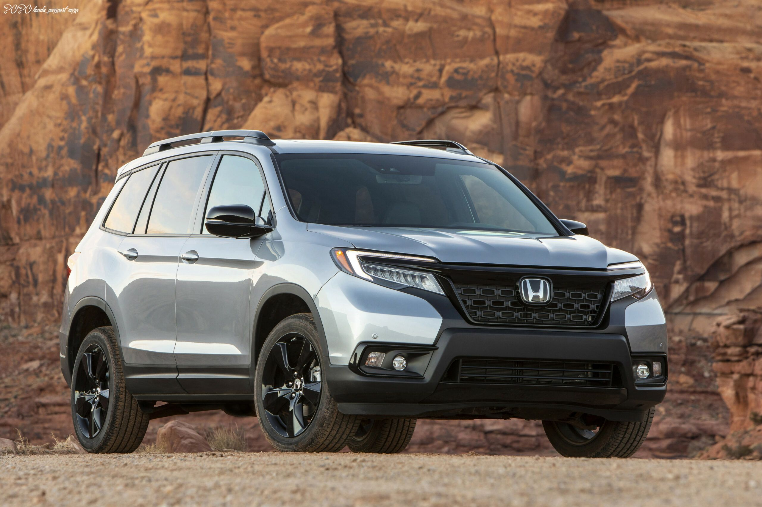 2020 Honda Passport Msrp In 2020 Honda Passport Honda Honda Cars