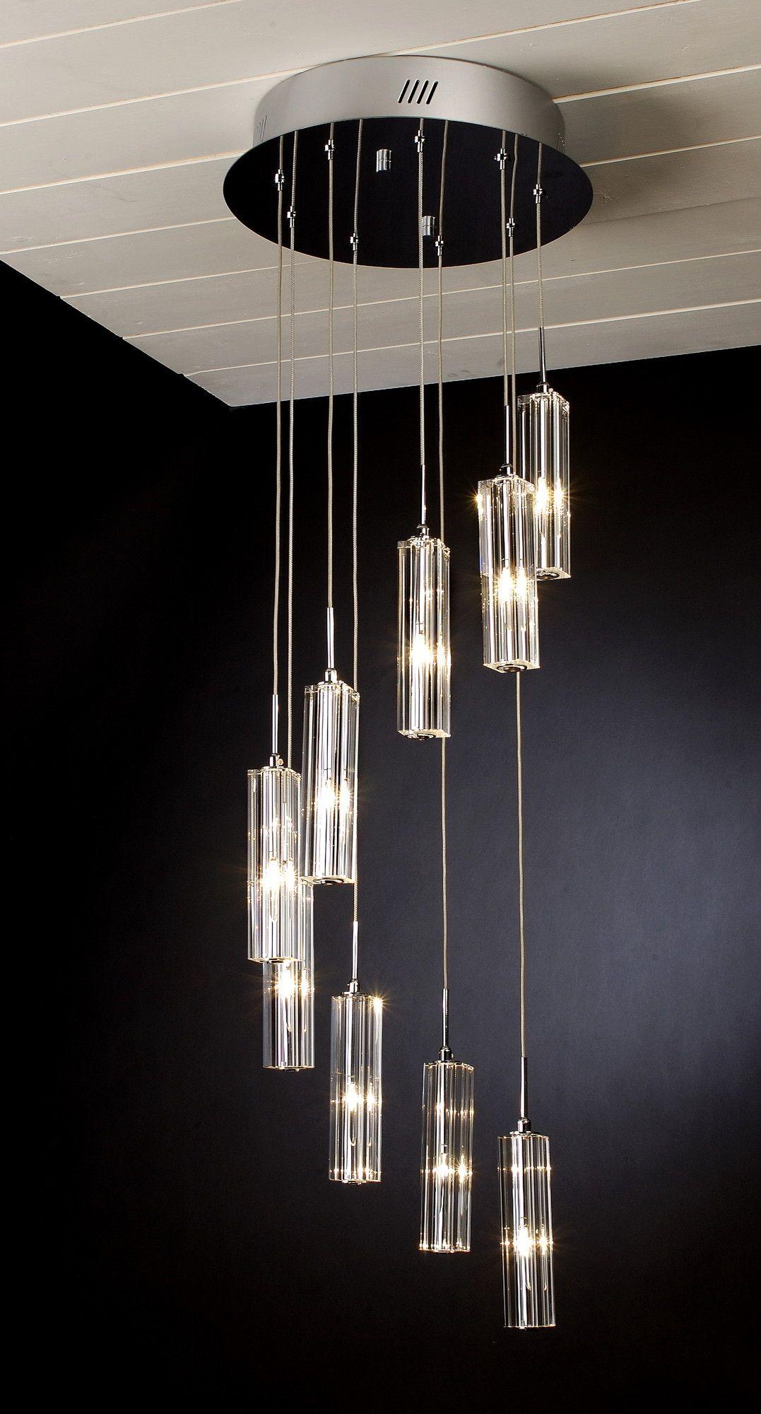 Trend Lighting Corp Spirale 9 Light