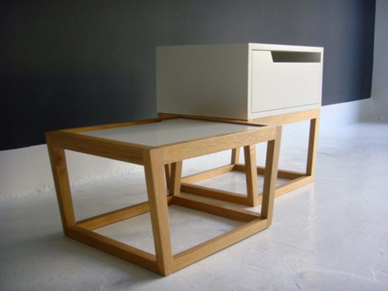 Minimalist Furniture With A Slight Japanese Touch DigsDigs