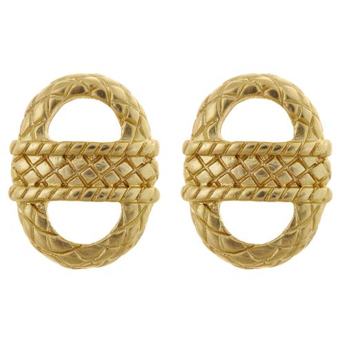 Basket Earrings | Fornash