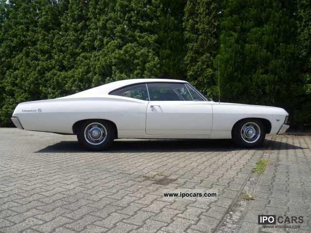 1967 Impala Coupe 1967 Chevrolet Impala 283 Cu In Powerglide V8 Fastback Coupe Sports
