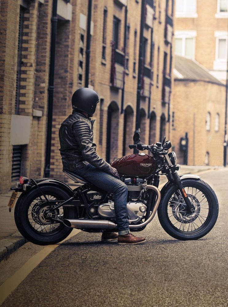 2017 Triumph Bobber Triumph Bobber Triumph Bikes Bobber Motorcycle