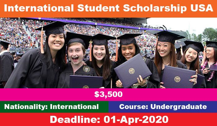 International Student Scholarship at Old Dominion ...