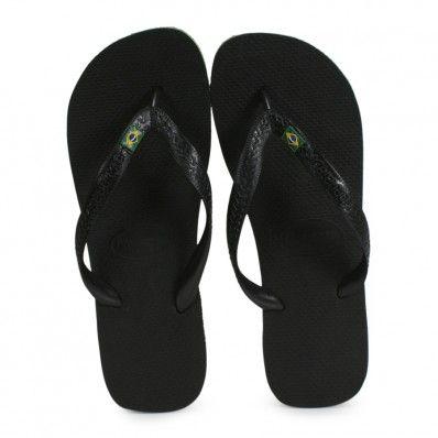 19f29196e75b0 Havaianas Brasil Black at Flopestore Malaysia