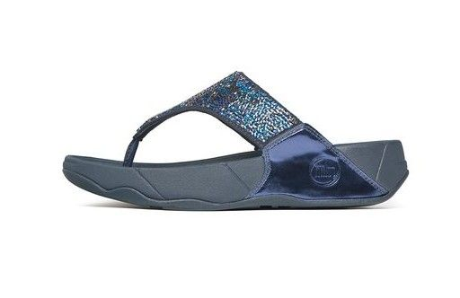 Buy FitFlop Brilliant Blue Sandals