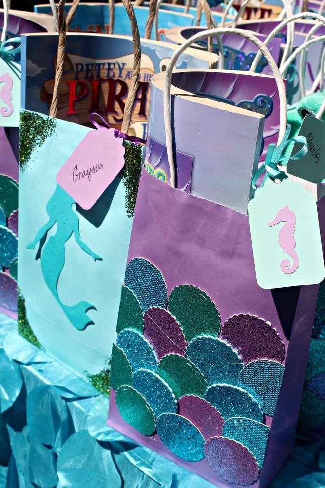 Mermaids, Ariel, pirates Birthday Party Ideas   Pinterest   Cumple