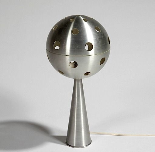 Sabine Charoy Lampe De Table 1969 Lamps Pinterest La Boule