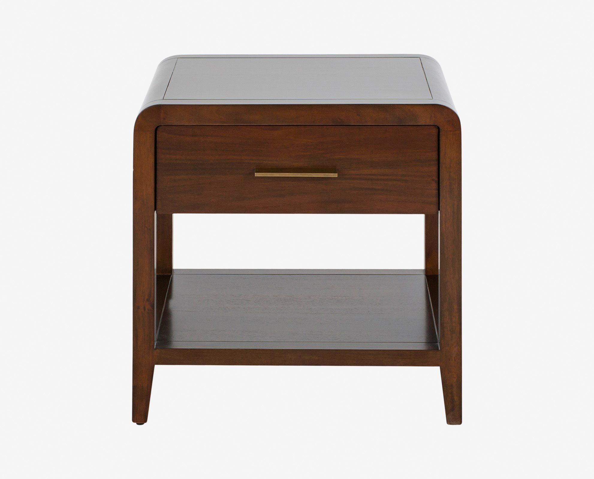Side table with drawer  Adalina Nightstand  bed u bath  Pinterest  Nightstands Brass