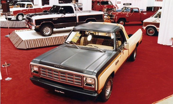 exhibitor 1965 dodge truck - Google Search