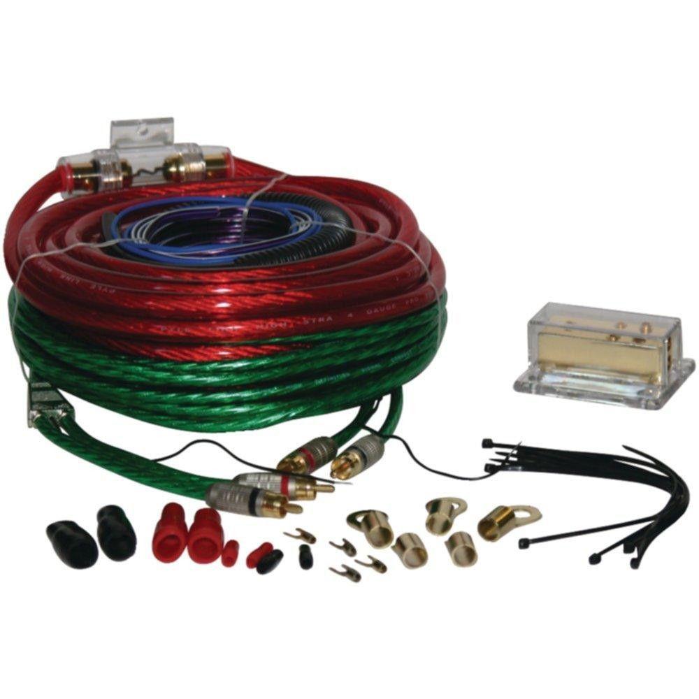 1000 Watt Amp Wiring Kit Auto Electrical Diagram Car Amplifier Kits Pyle Plam20 4 Gauge 1 000 Installation Products Rh Pinterest Com Best Speaker Wire