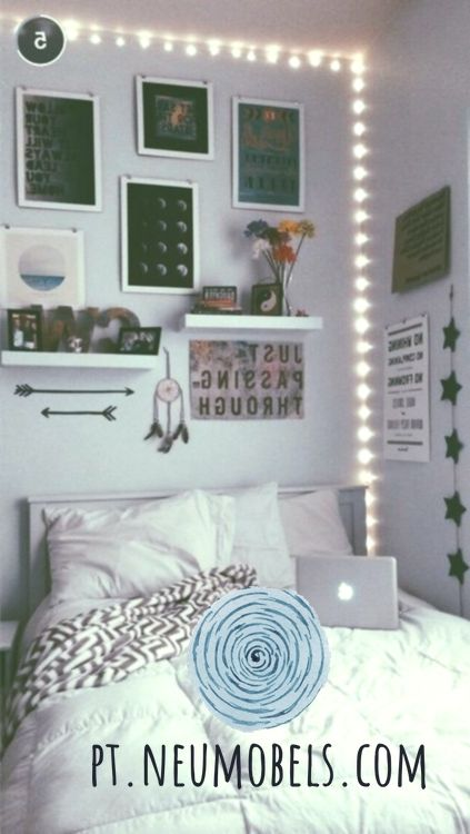 46 idéias fáceis e impressionantes de luz de parede para adolescentes. godiygo.com / ... - #adolescentes #de #fáceis #godiygocom #ideias #Impressionantes #luz #para #parede