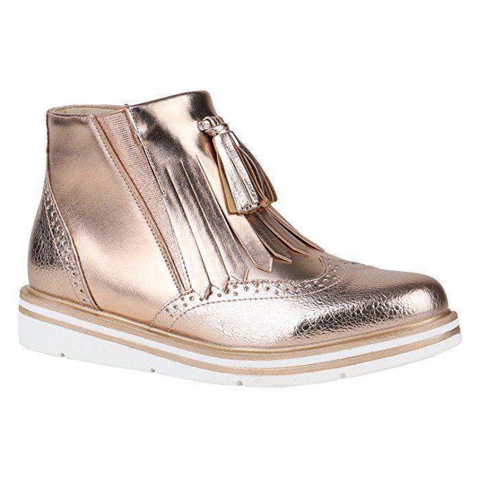 Stiefelparadies Damen Sneakers Zipper Metallic Cap Sneaker Low Kroko Print Sport Trainers Flach Turn Flats Slip-Ons Schuhe 134347 Schwarz 37 Flandell hft0vRMk