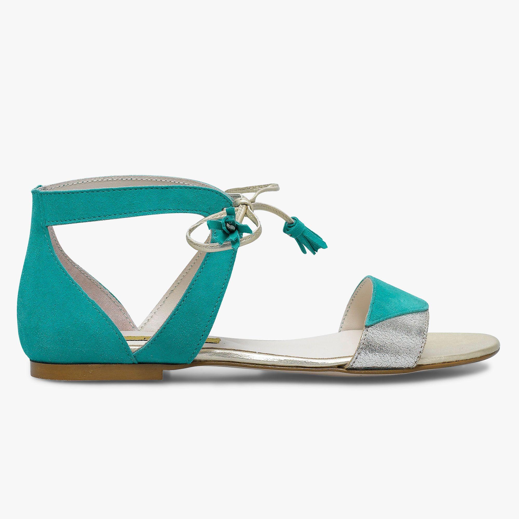 aa4b98fb50717d sandales bocage été 2015   Shoes   Sandales, Bocage et Sandales plates