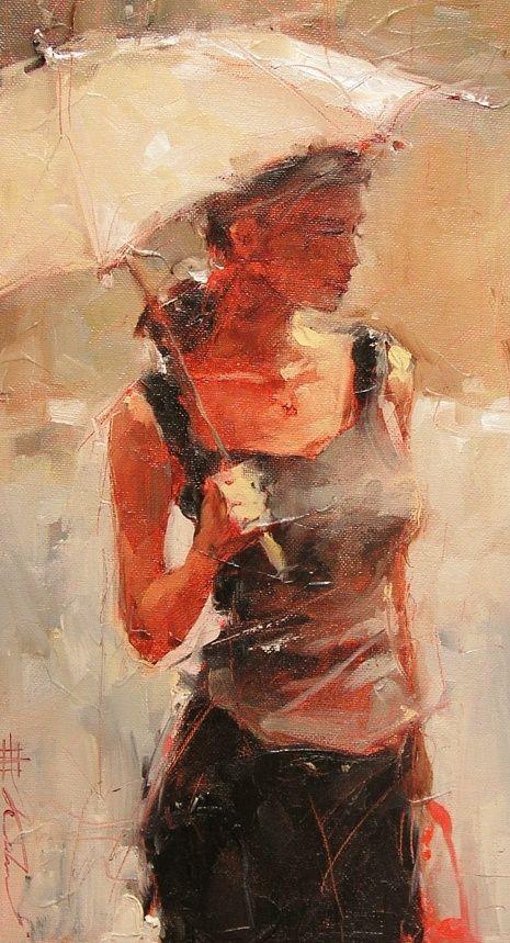 Andre Kohn Artisti Dipinti Arte Ombrello