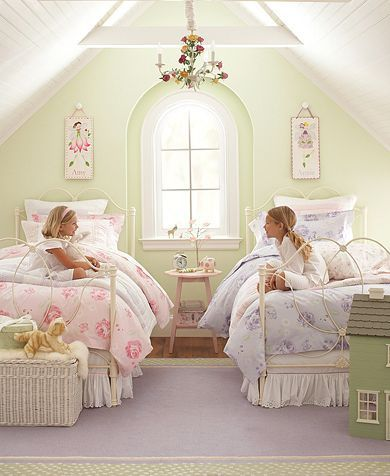 That Would Have Been My Childhood Shabby Chic Dream Room 33 Dream Bedrooms For Kids Circle Of Moms Pottery Barn Kids