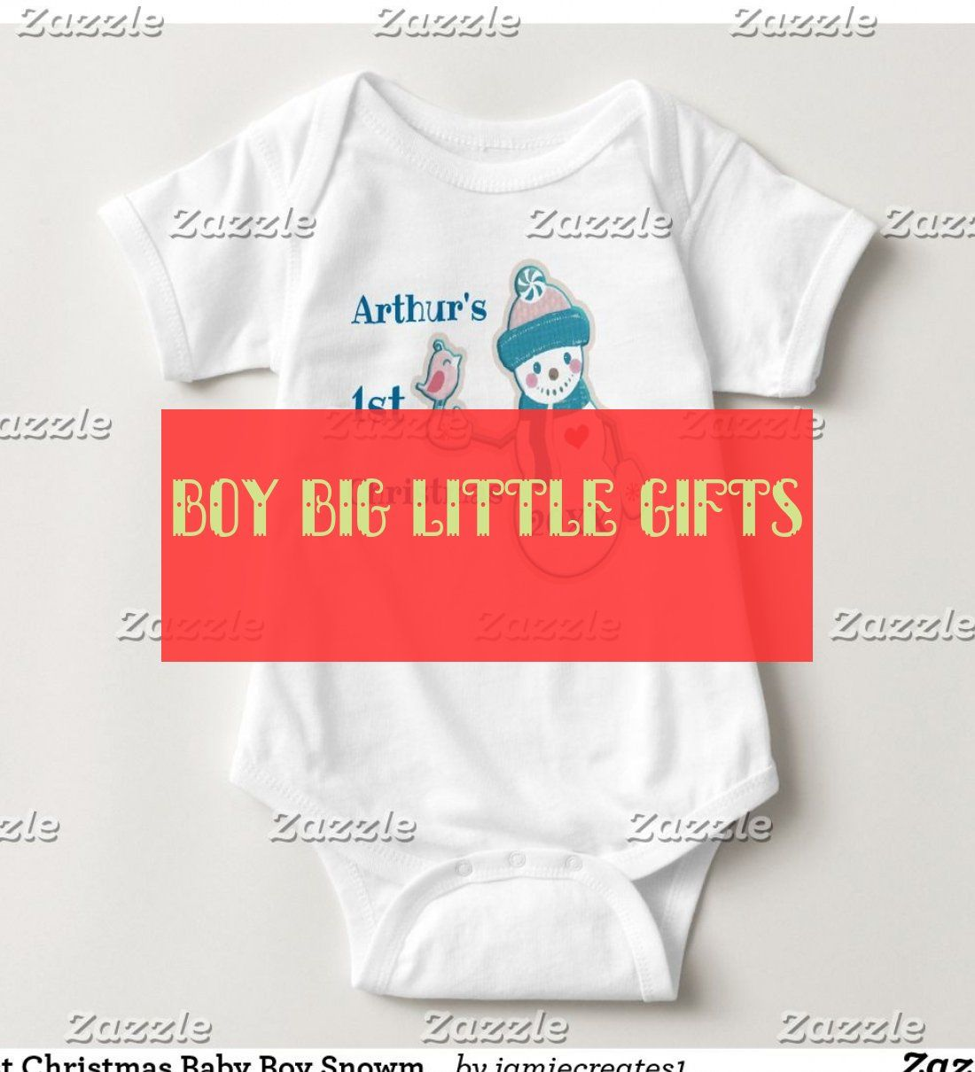 Boy big little gifts