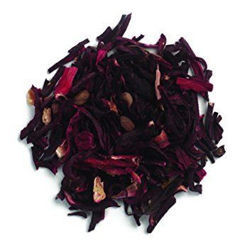 Frontier Hibiscus Flowers Cut and Sifted Organic, 1 Pound