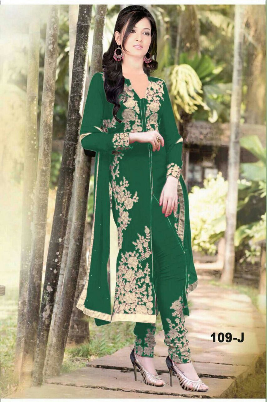Heavy Designer Stylish Embroidery Net Salwar Kameez 7 Days Easy