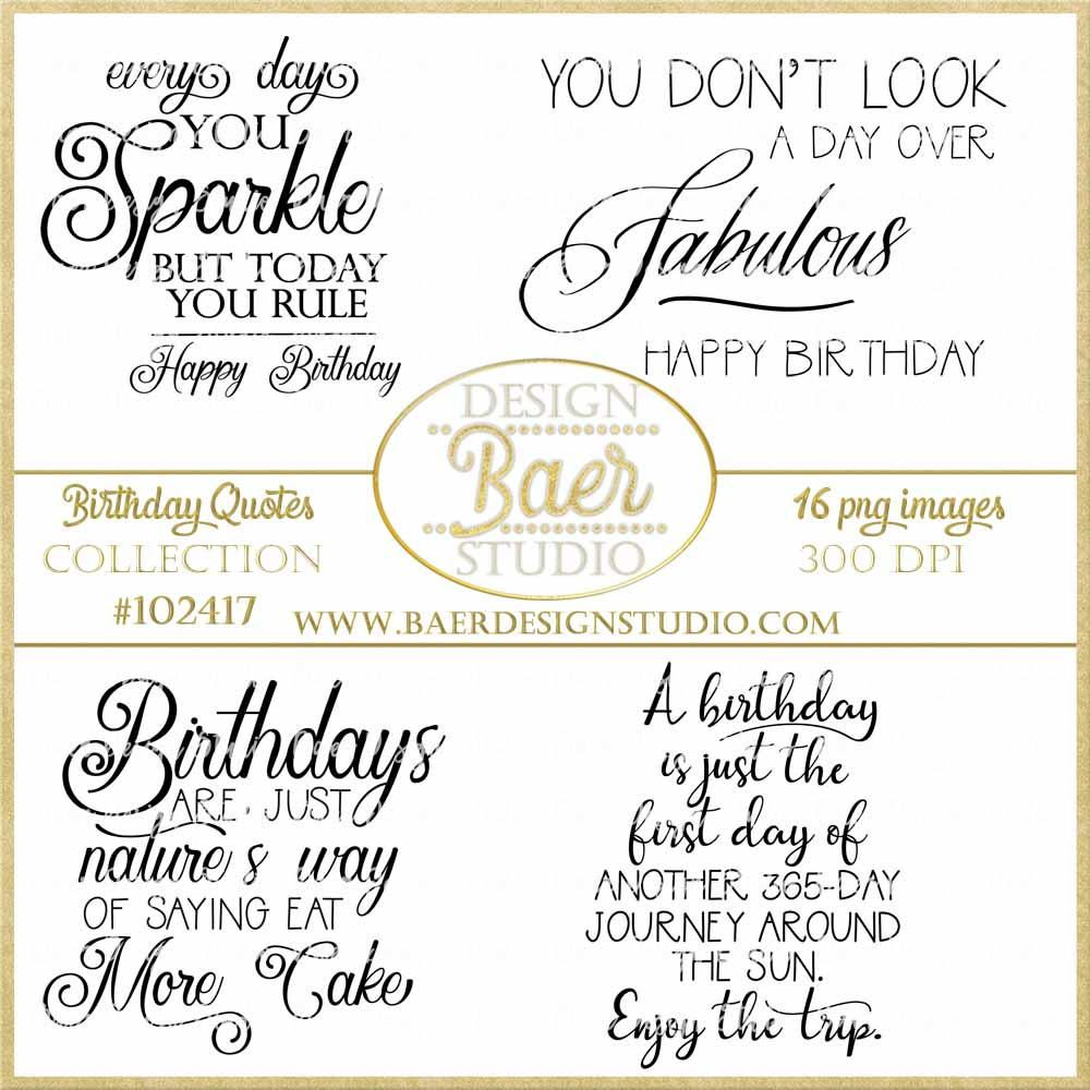Birthday Quotes Birthday Wishes Aging Quotes Printable Etsy Scrapbook Quotes Quotes Birthday Quotes