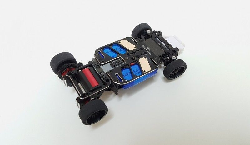 X-Power RC Aluminum Pro Chassis For MRX & MRX2