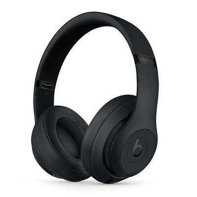 Beats Studio3 Wireless Over Ear Headphones Matte Black