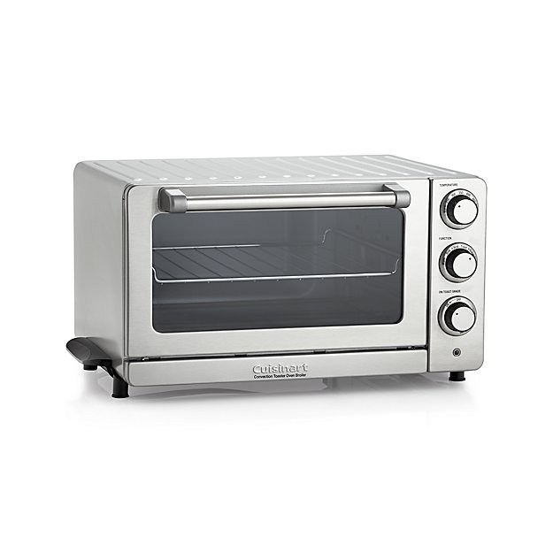 Cuisinart Convection Toaster Oven Broiler Reviews Crate And Barrel Convection Toaster Oven Toaster Oven Toaster
