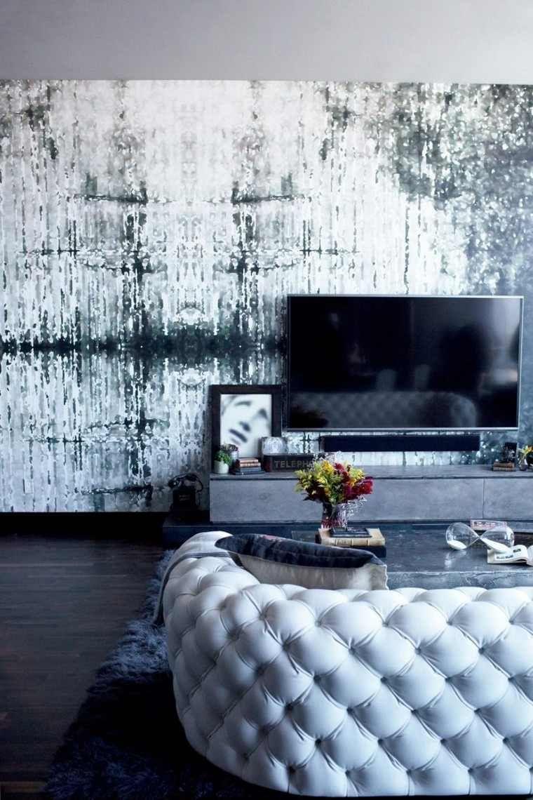 Zeitgenössischer Wohnzimmer- und Kokonatmosphärentrend | Pinterest