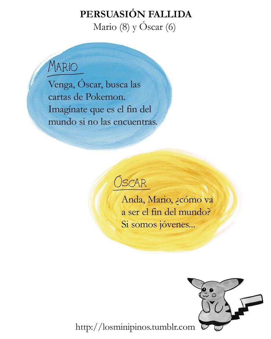 #losminipinos #esterytelling #frases #frasesdeniños #quotes #padres #madre #risa #respuestas #pokemon #chantaje #persuasion