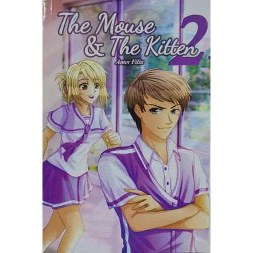 The Mouse And The Kitten 2 By Amor Filia Wattpad Books Book