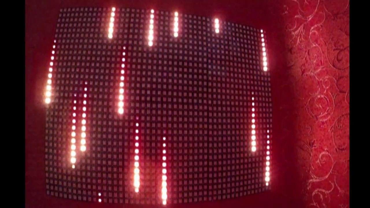 Jinx! LED Effects and Matrix WS2812B | Jercio LED in 2019 | Led