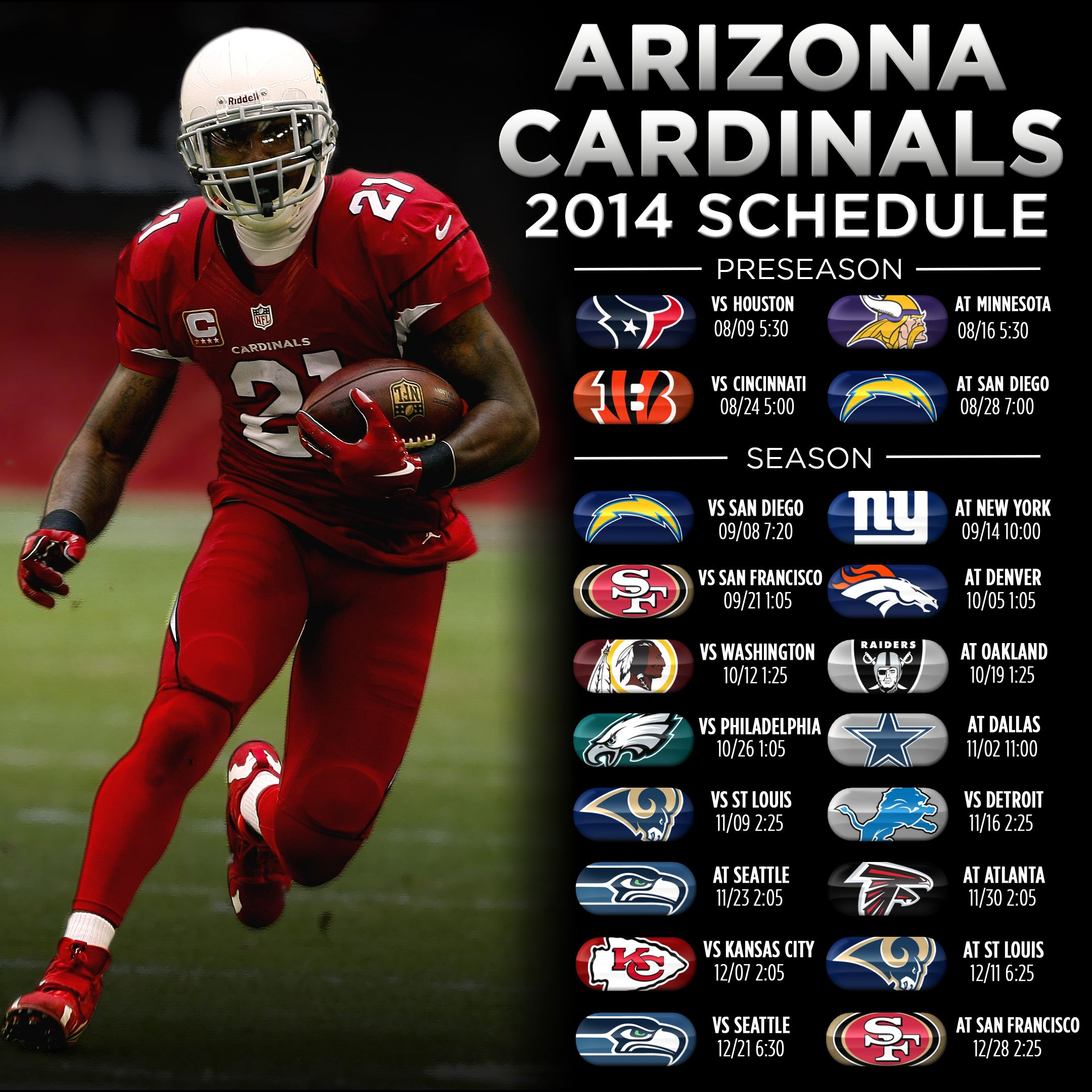 schedule creator sports