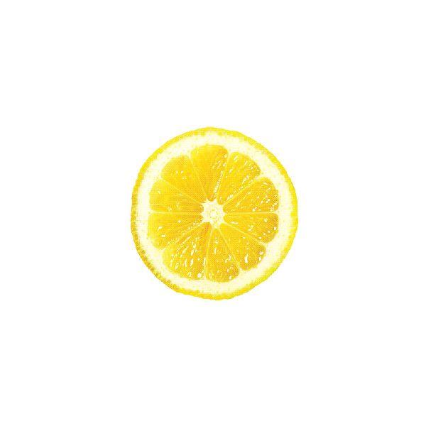 1003p48 Lemon Slice L Png 300 300 Lemon Slice Lemon Lemons