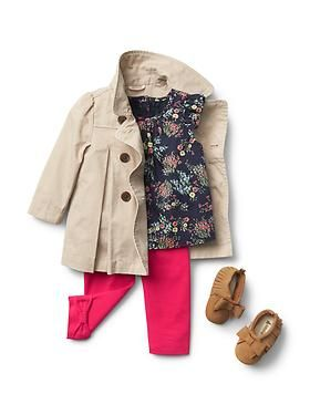 7833e0701 Baby Clothing: Baby Girl Clothing: shop by outfit new arrivals   Gap ...